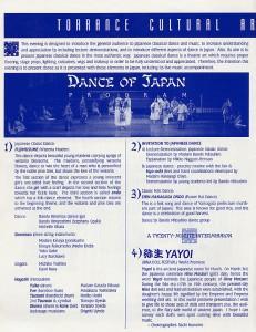 Dance-of-japan-program