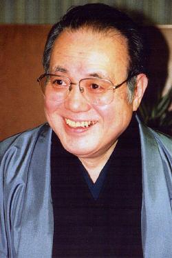 Grand Master Kineya Yakichi Vlll